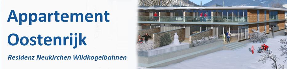 Appartement Oostenrijk Winter