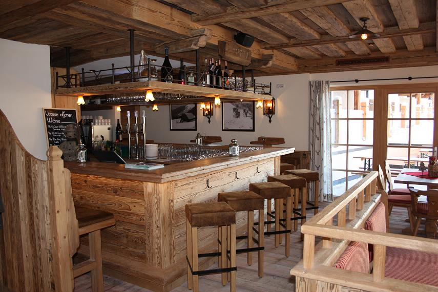 Winter home appartement oostenrijk - Feestelijke bar ...